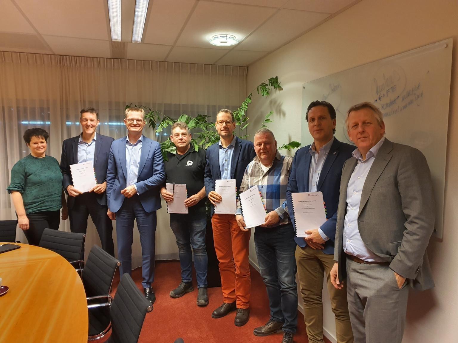 Samenwerking Ooijevaar  Bevlogen Bouwers & Intermaris