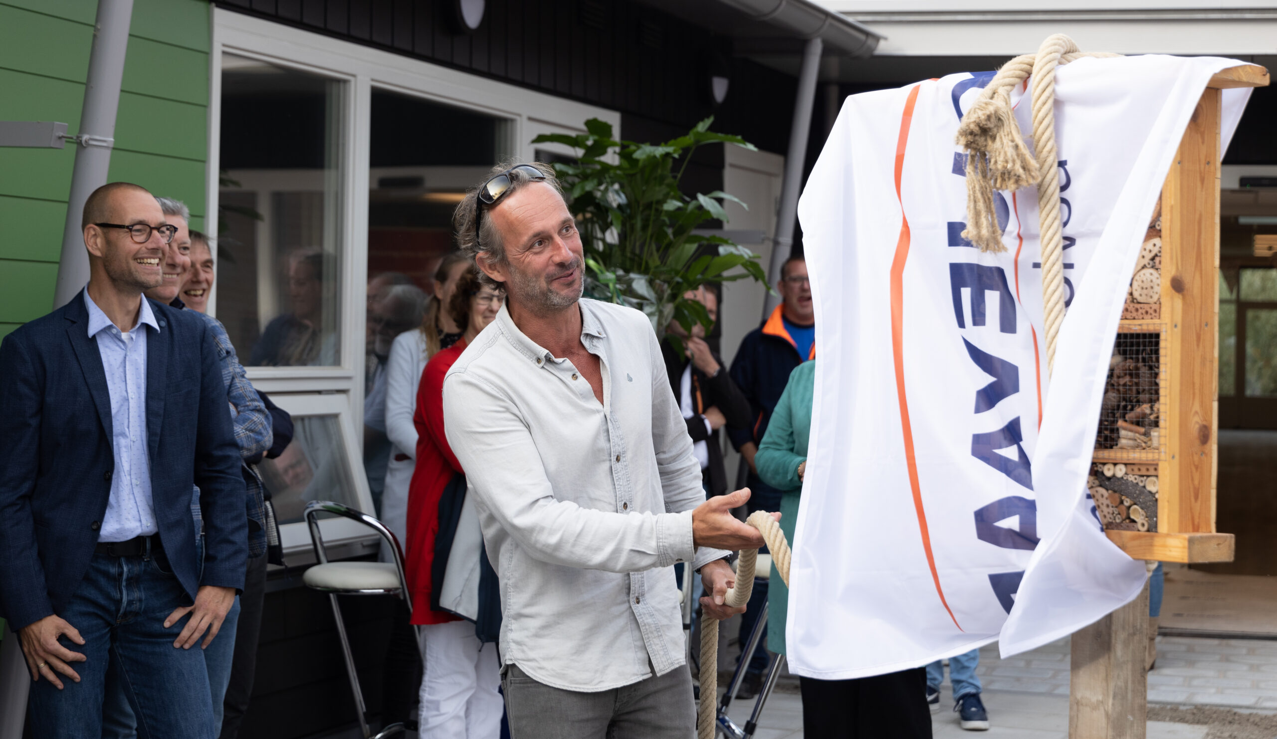 Woonwaard En Esdégé-Reigersdaal Heel Gelukkig Met 18 Nieuwe Appartementen