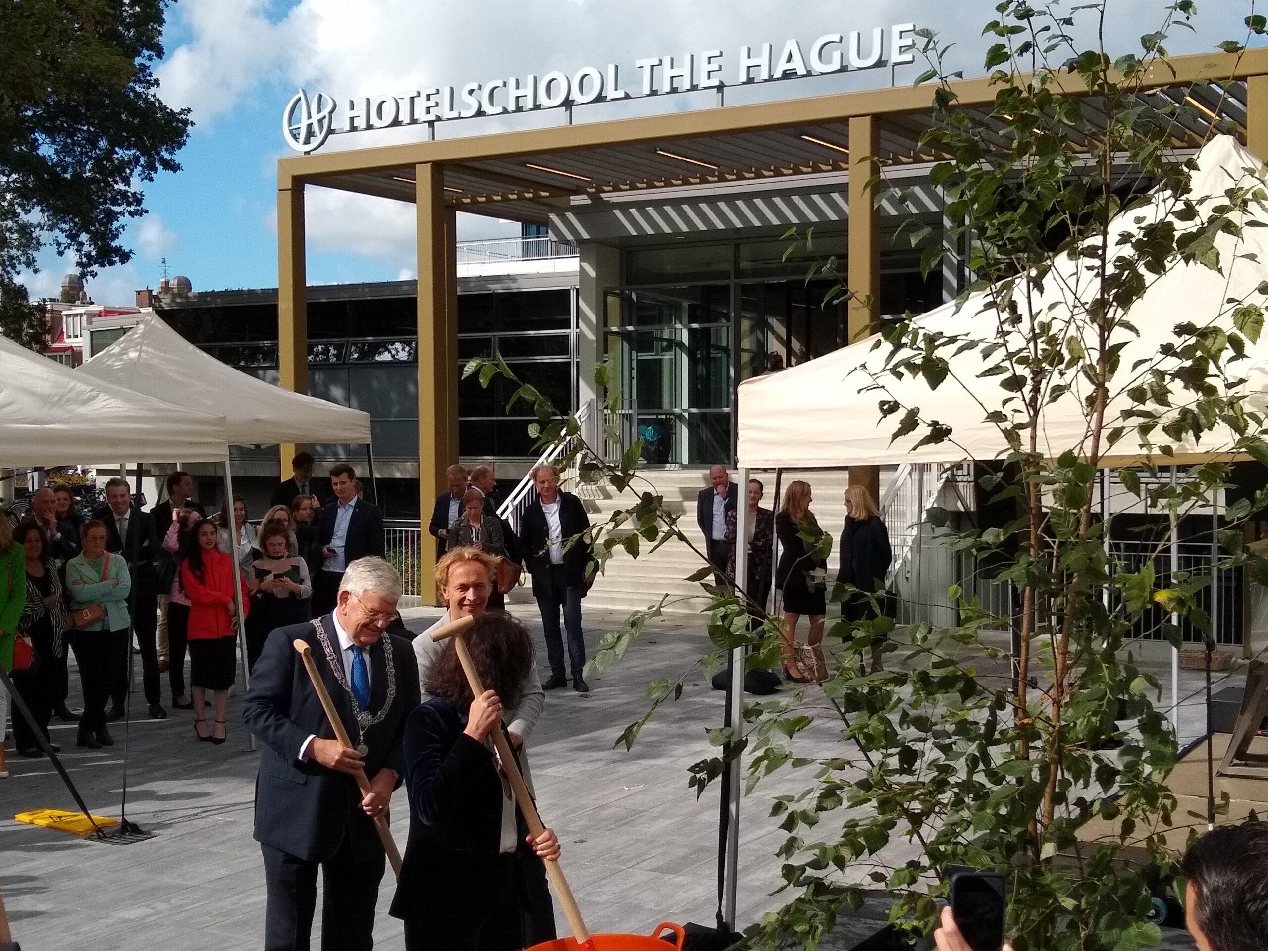 Opening En Film Hotelschool The Hague